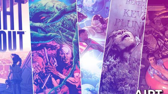 Fantastic Five: The best comics of the week of September 8, 2021