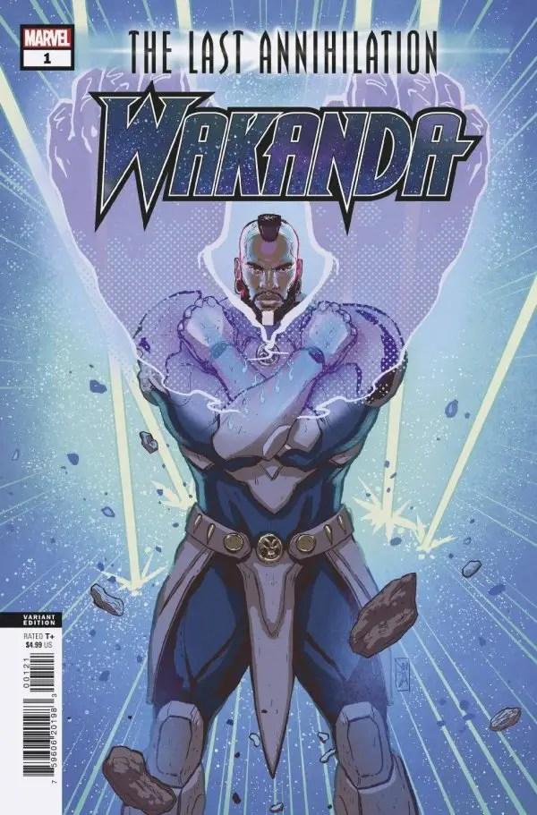 Marvel Preview: The Last Annihilation: Wakanda #1
