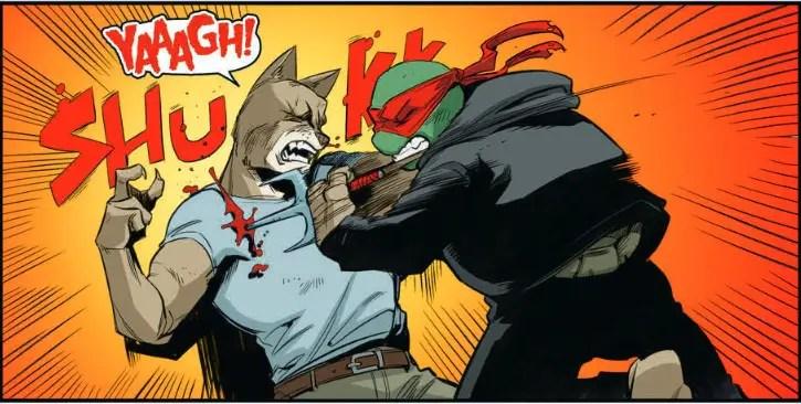 Teenage Mutant Ninja Turtles #121