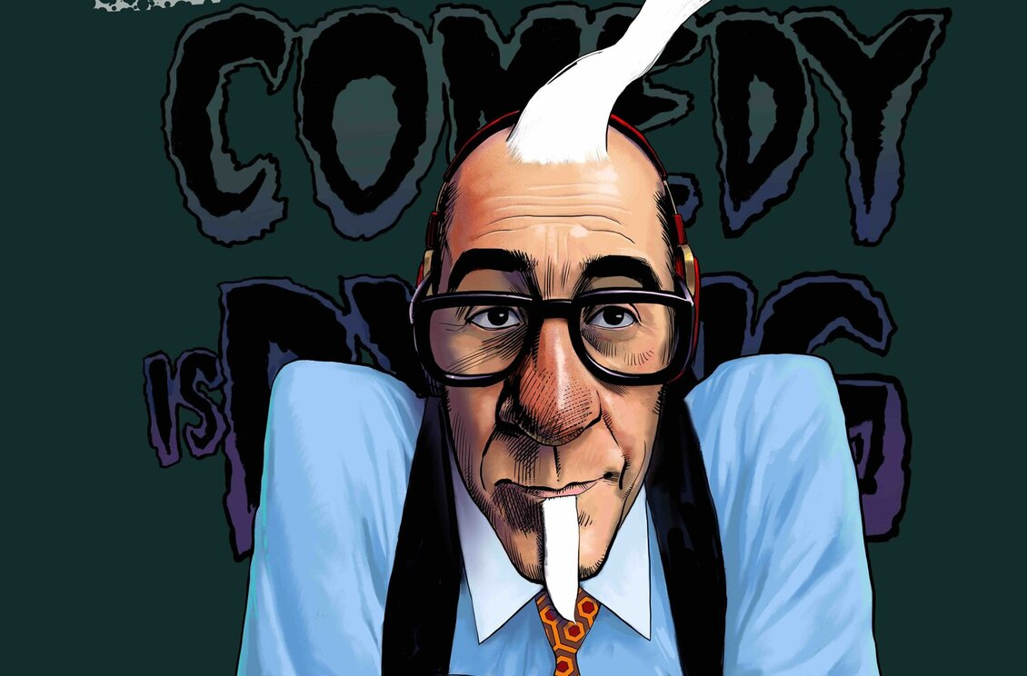 'Snelson: Comedy is Dying' #2 review