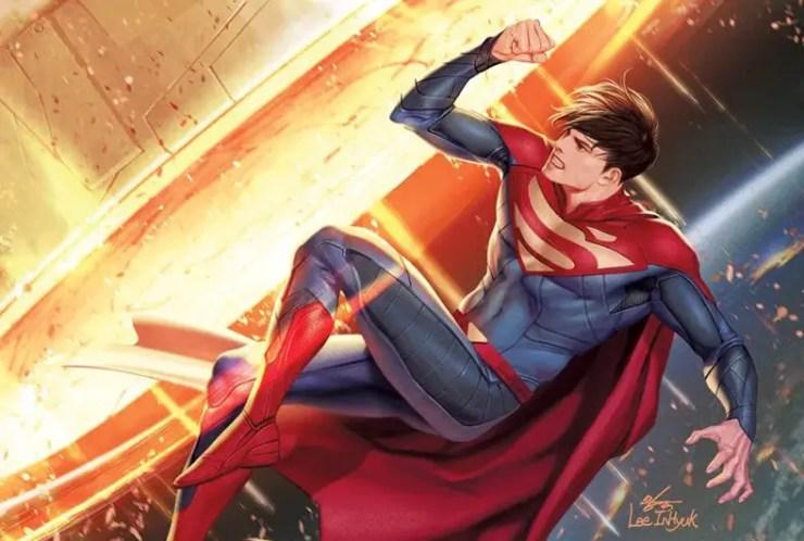 Superman: Son of Kal El #3