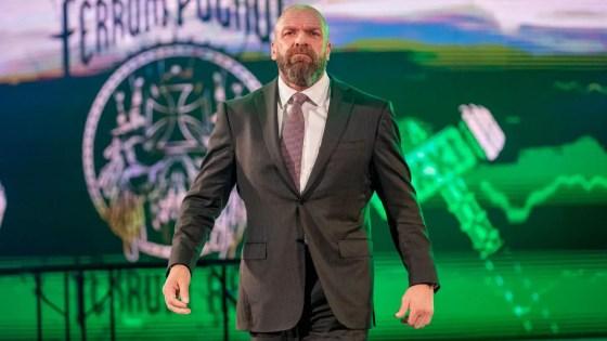 Triple H undergoes heart surgery