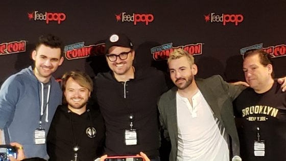 NYCC '21: Donny Cates just wants comics to be 'f*cking awesome!'