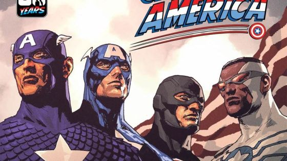 'The United States of Captain America' #5 is a fitting end