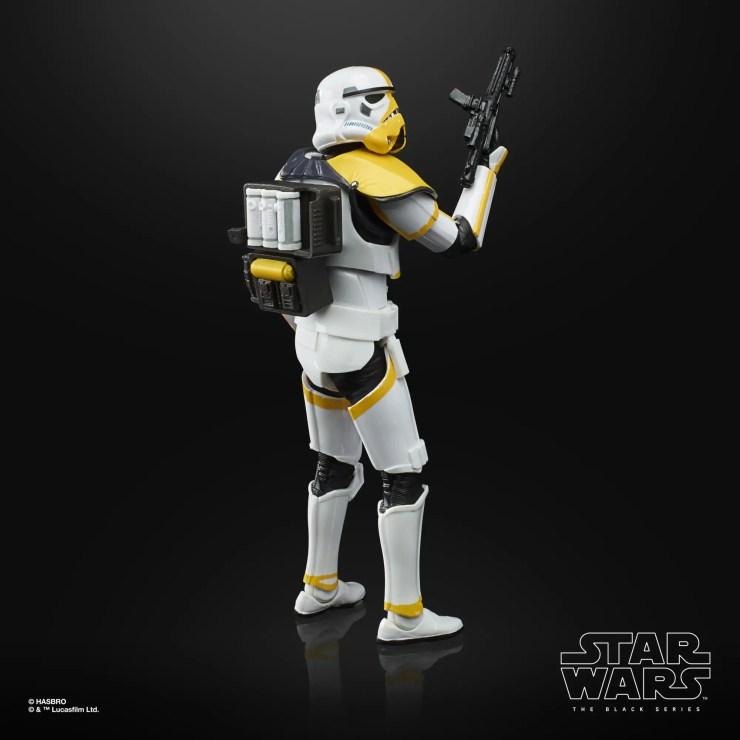 Star Wars Black Series: Artillery Stormtrooper figure revealed