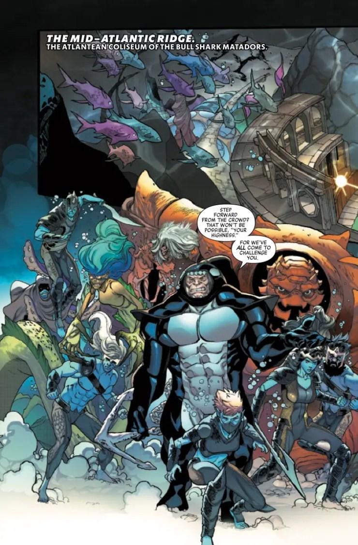 Marvel Preview: Avengers #49
