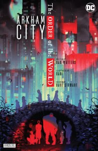 Dan Watters on making you uncomfortable with 'Arkham City: The Order of the World'