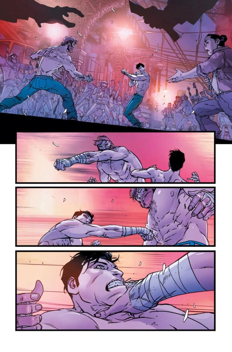DC First Look: Batman: The Knight #1