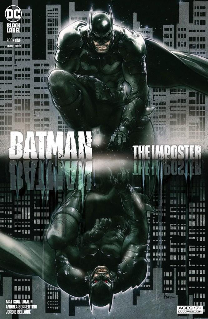 DC Preview: Batman: The Imposter #1