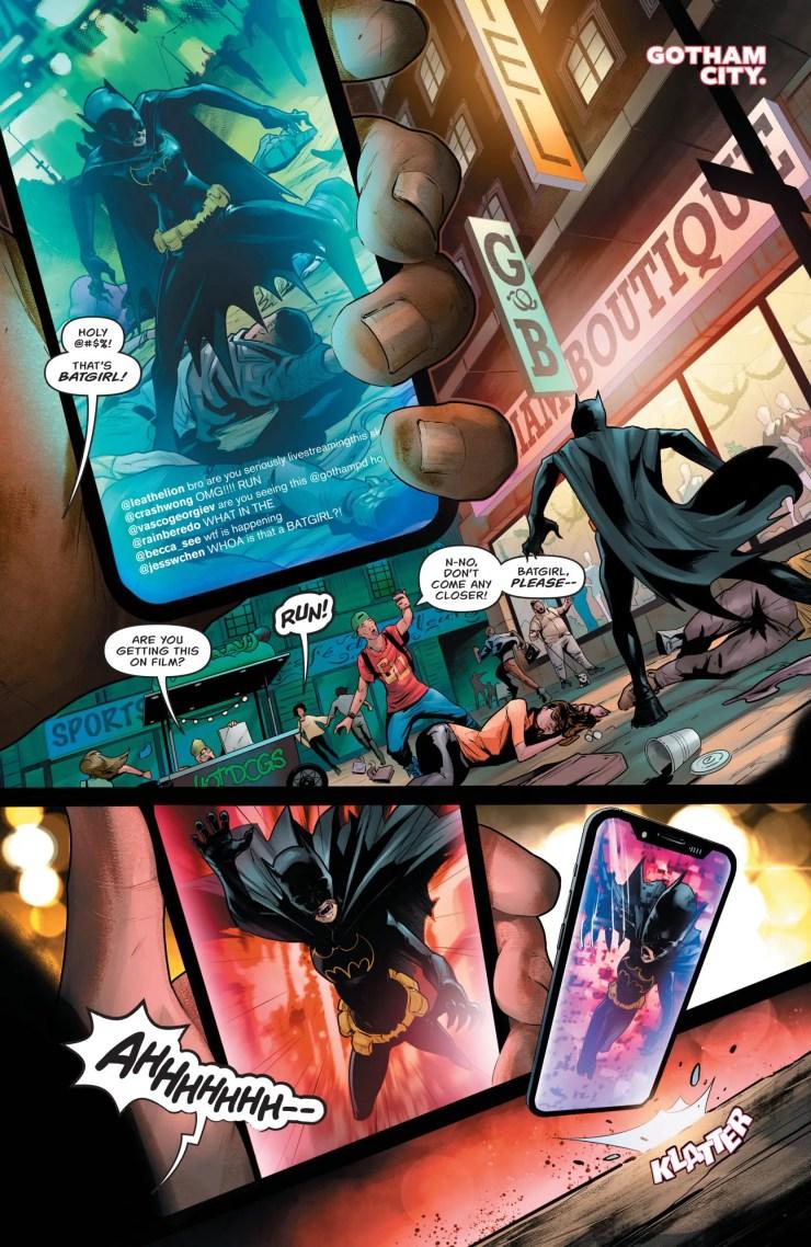 Alyssa Wong talks Batwoman-Batgirl story in 'Batman: Urban Legends' #8