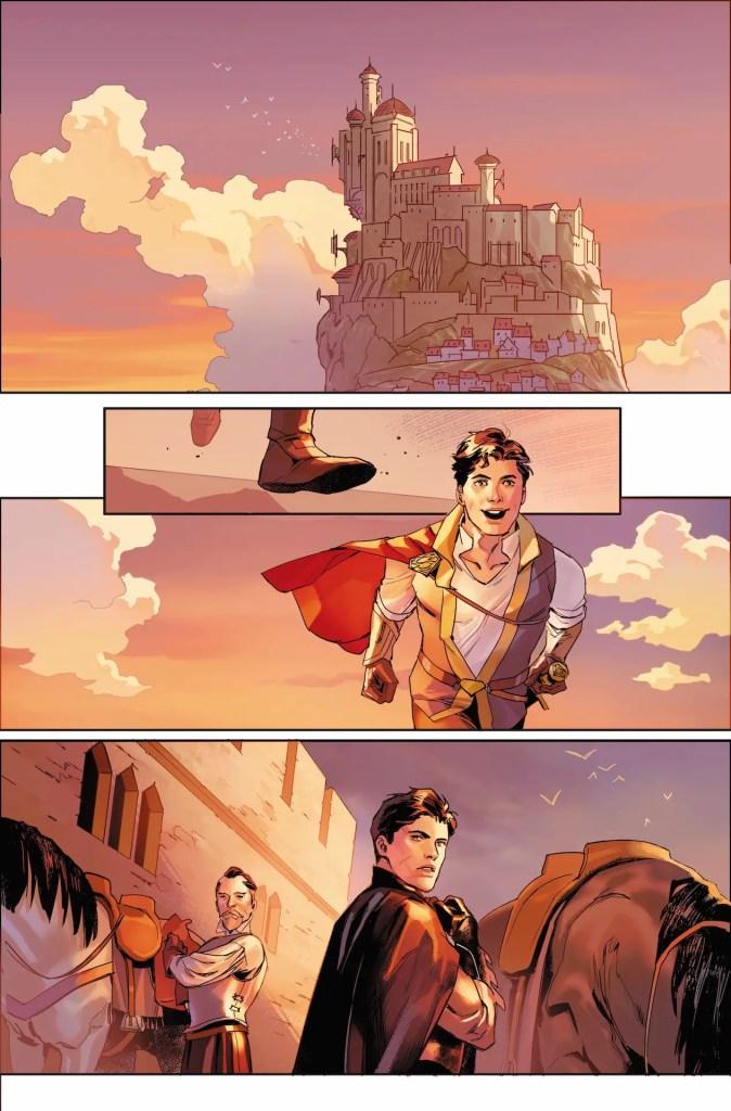 DC First Look: Dark Knights of Steel #1