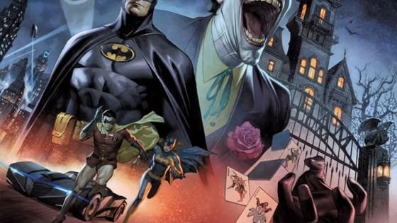 DC First Look: Detective Comics #1050
