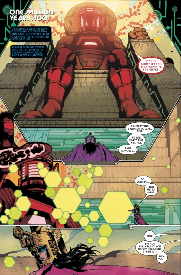 Marvel Preview: Eternals: Celestia #1