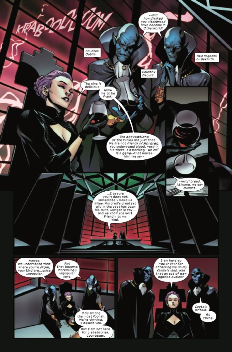 Marvel Preview: Excalibur #24
