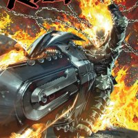 New 'Ghost Rider' #1 to launch February by Ben Percy & Cory Smith