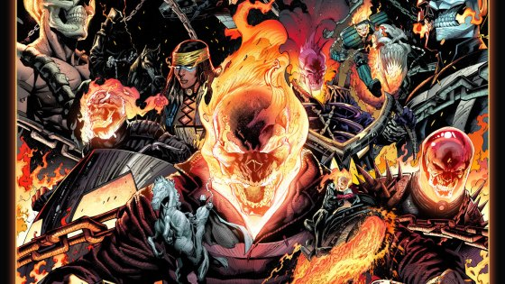 Marvel celebrates Ghost Rider 50th anniversary with 'Year of Vengeance'