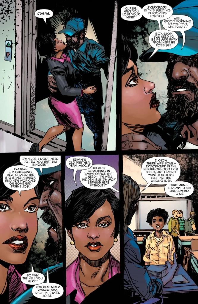 DC Preview: Hardware Season One #2