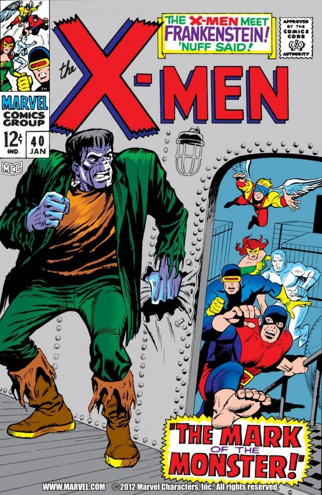 X-Men Monday Call for Questions: Halloween Book Club With Jordan D. White