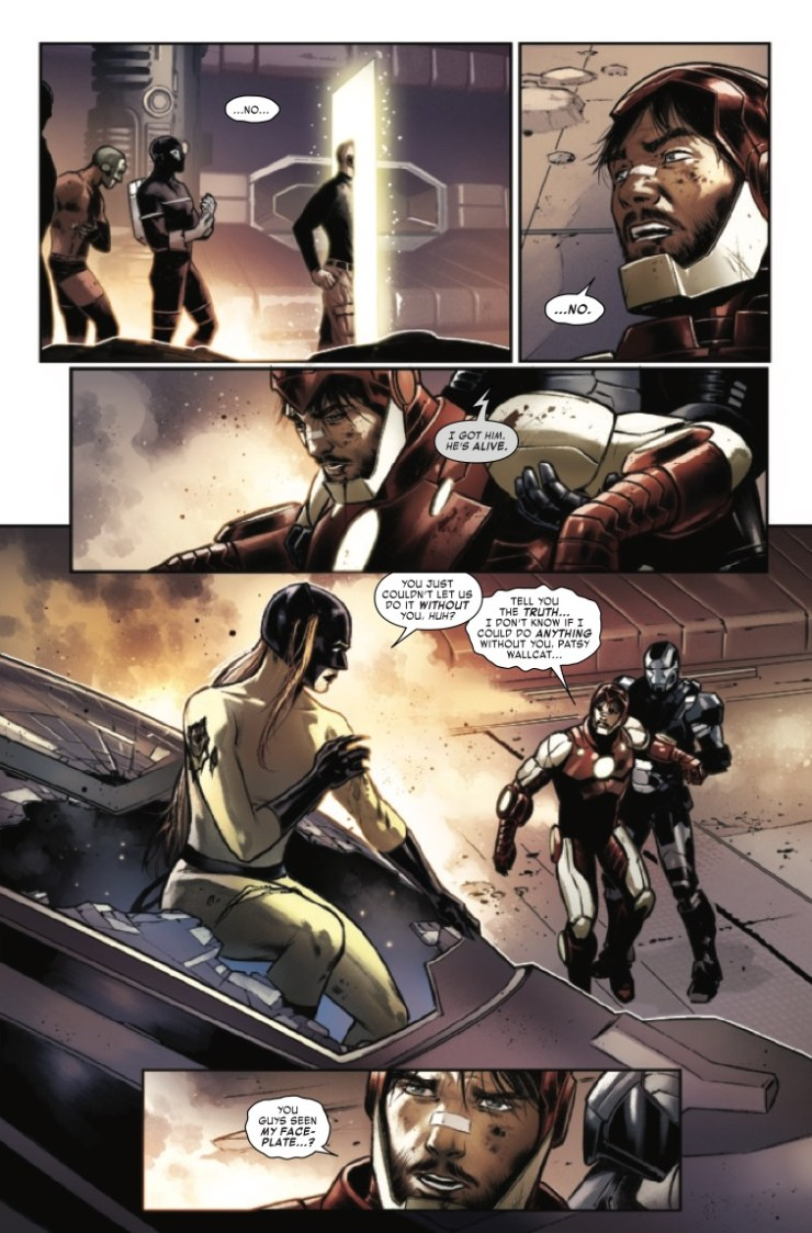 Marvel Preview: Iron Man #13