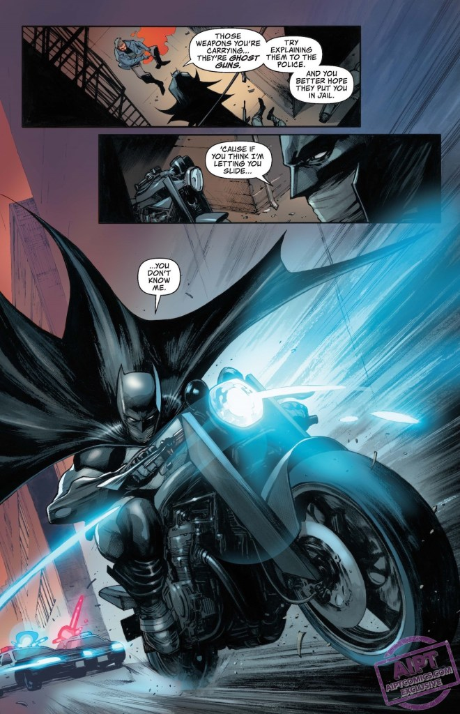 EXCLUSIVE DC Preview: I Am Batman #2