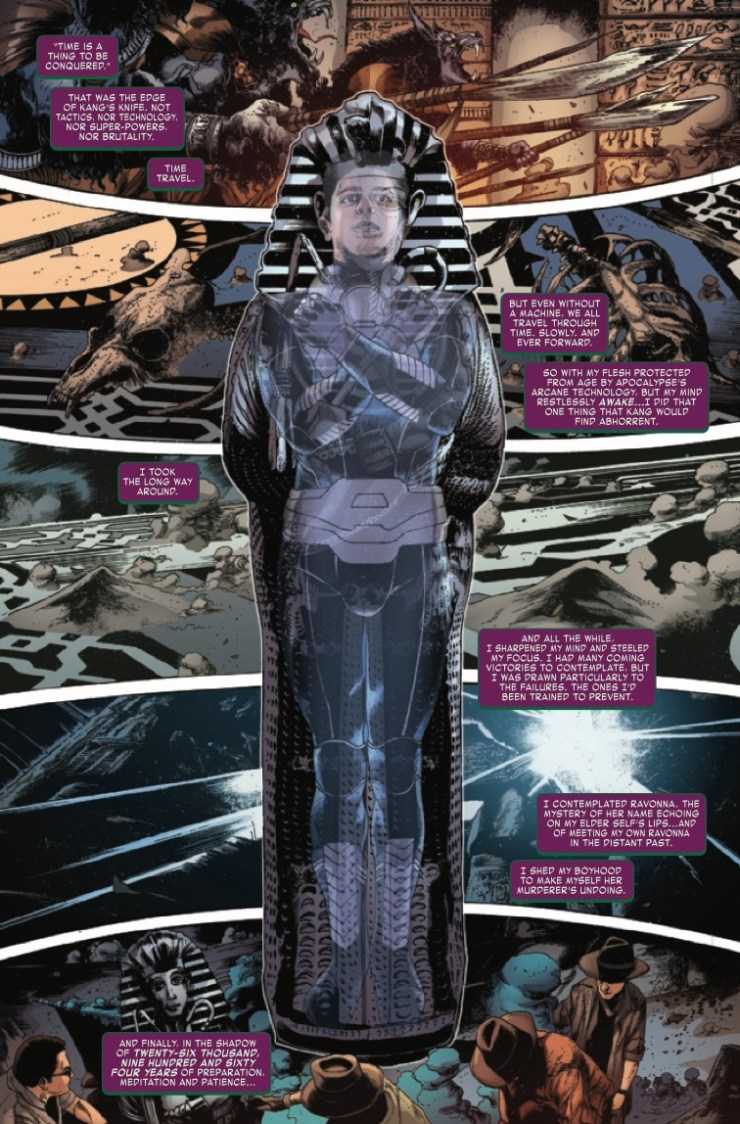 Marvel Preview: Kang the Conqueror #3