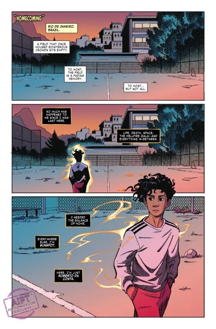 X-Men Monday #128 - Alex Segura Talks 'Marvel's Voices: Comunidades' and Sunspot