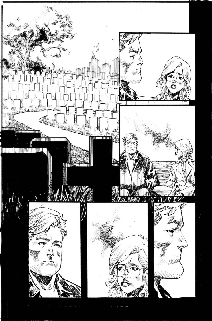 DC First Look: Peacemaker: Disturbing the Peace #1