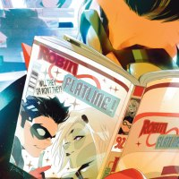 'Robin' #7 offers multiple points of entertainment