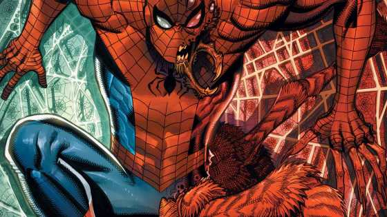 Marvel reveals 'Savage Spider-Man' #1 to feature savage beast Peter Parker