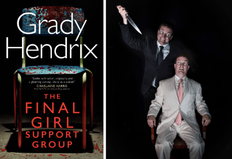 An interview with 'The Final Girl Support Group' author Grady Hendrix