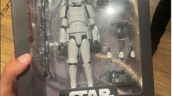 Star Wars Select stormtrooper