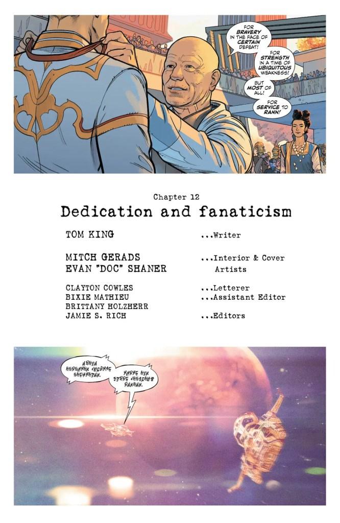 DC Preview: Strange Adventures Vol 4 #12