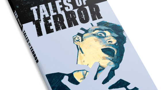 TKO launching 'TKO Presents: Tales of Terror' anthology
