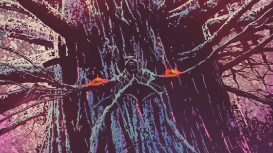 The Swamp Thing #8