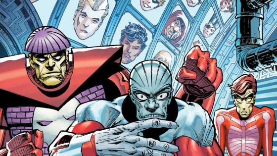 Louise and Walter Simonson return for 'X-Men Legends' #11