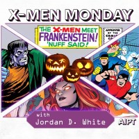 X-Men Monday #130 - Halloween Book Club With Jordan D. White