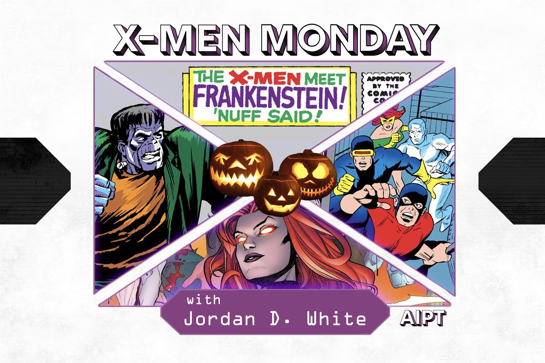 X-Men Monday #130 – Halloween Book Club With Jordan D. White