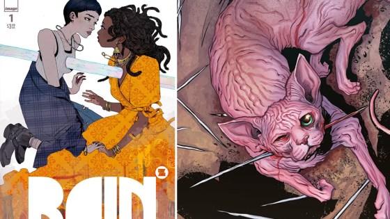 Joe Hill's'Rain' getting comics adaptation at Syzygy Publishing/Image Comics