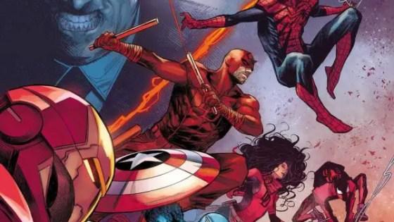 Marvel Preview: Devil's Reign #1