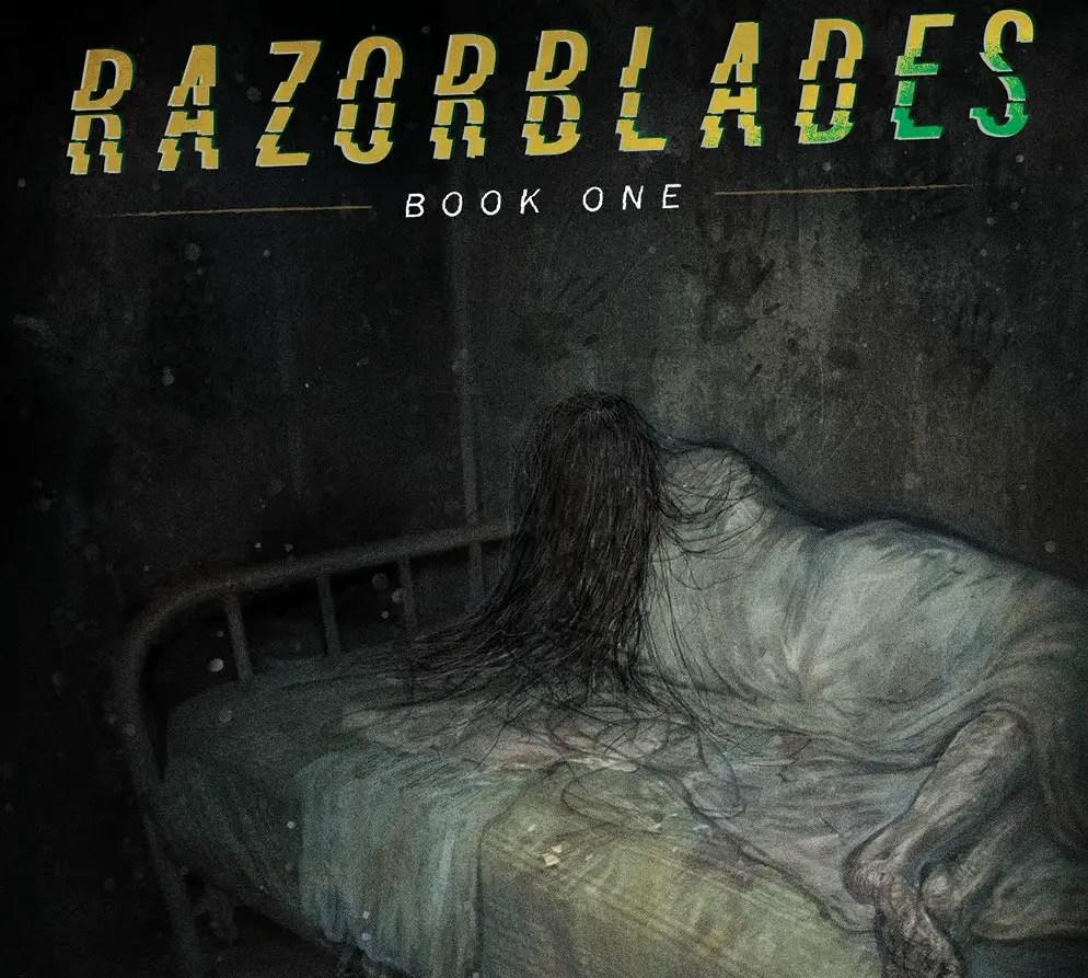 Image Comics publishing 'Razorblades' deluxe hardcover April 2022