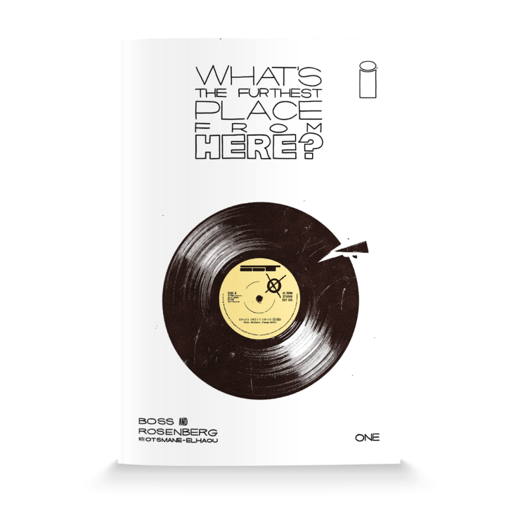Image Comics adds new album pressings for 'What's the Furthest Place From Here?' vinyl