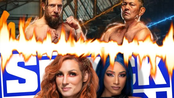 WWE SmackDown and AEW Rampage go head-to-head as the wrestling war heats up