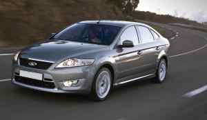 air cabs slider 1 - 2010 Ford Mondeo