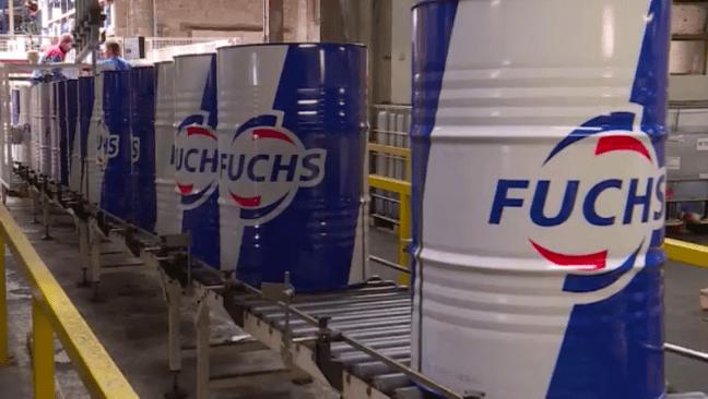 fuchs-lubrifiant
