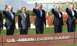 Inflight catering for the global elite at the US-ASEAN Leaders Summit