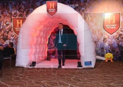 Lanzamiento History Fútbol (Gabriel Batistuta)