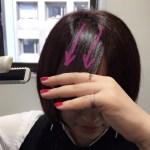 【永久保存版】自分で前髪を簡単に上手く流す方法。