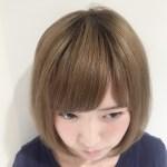 【お悩み解決】分け目がパックリ割れてしまう&前髪の量でお悩みの方へ