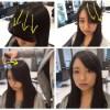 【お悩み解決】前髪を伸ばし中の方に送る、中途半端な長さの前髪の流し方