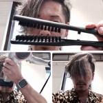 【お悩み解決】簡単に前髪のクセを伸ばして自然なストレートに「アイテム」を使って直す方法〜続編〜